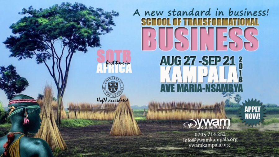 School of Transformational Business
